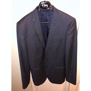 J. Crew Ludlow Suit Jacket In Worsted wool